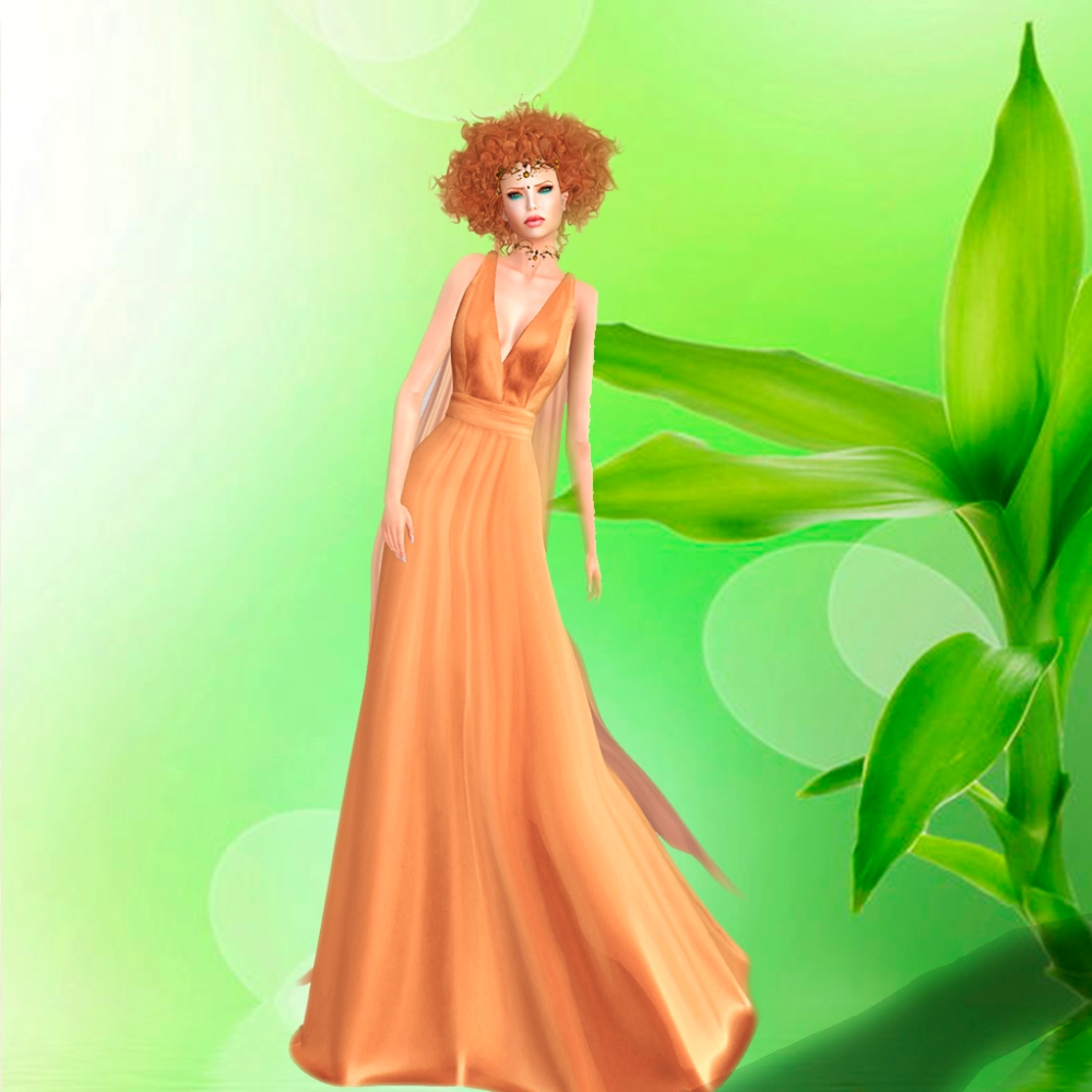 jullie FINESMITH  Sweetheart gown
