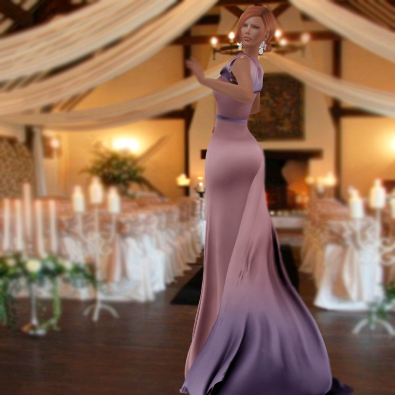 TOPAZIA-  LAURIE GOWN..