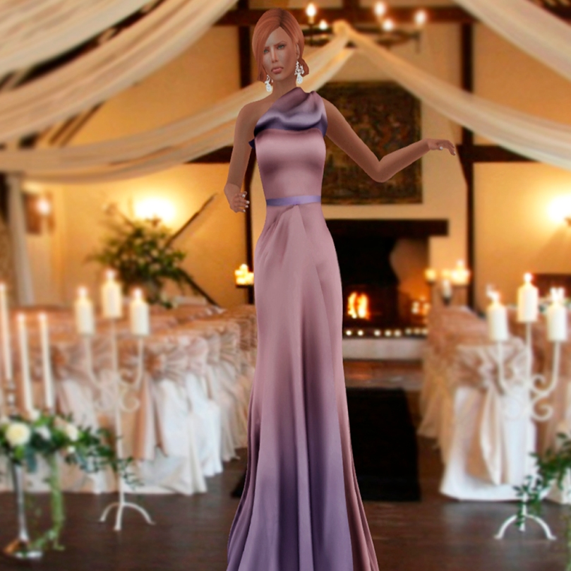 TOPAZIA-  LAURIE GOWN.