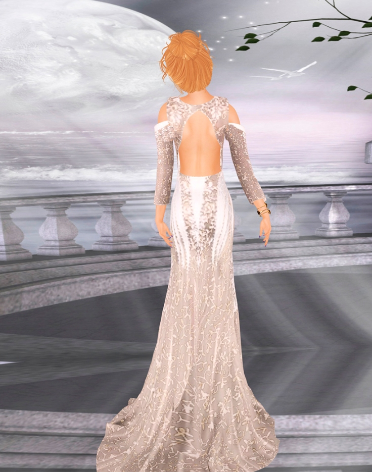 VERO MODERO AvaNT Garde Gown