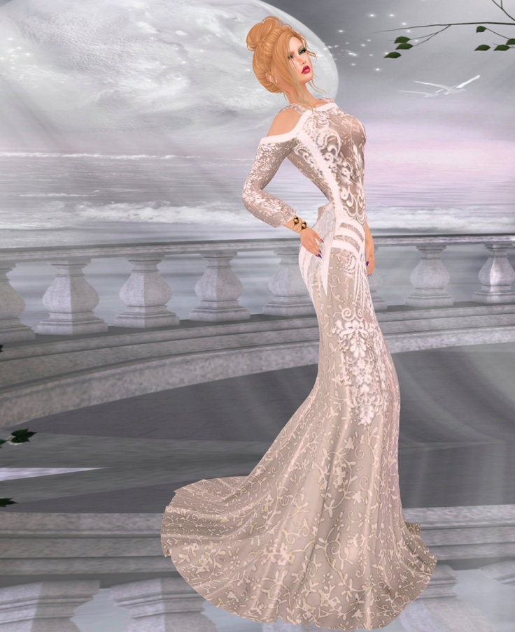 VERO MODERO AvaNT Garde Gown .